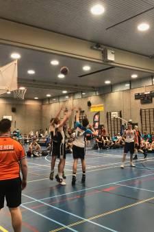 Rebound'73 niet door na streetball masters Harderwijk