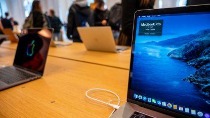 Apple vernieuwt MacBook Pro met dikker toetsenbord