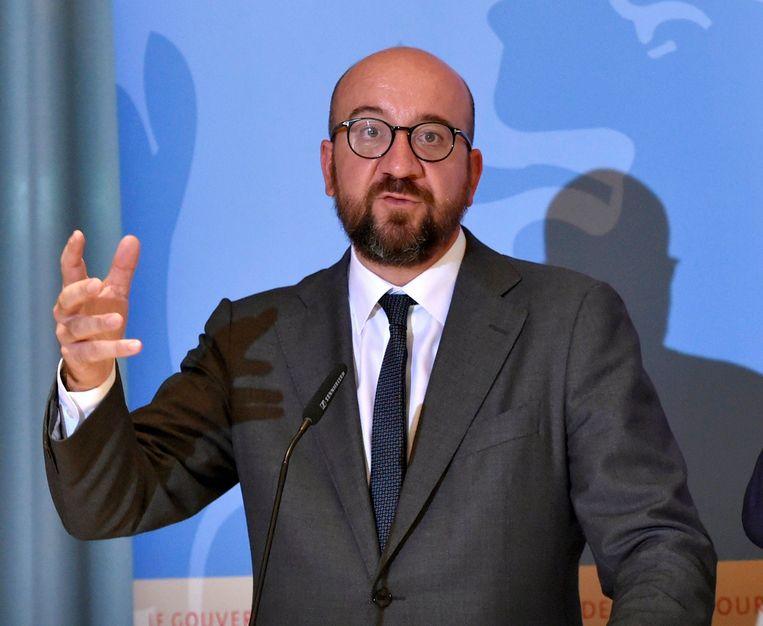 Eerste minister Charles Michel (foto) geeft de Nationale Veiligheidsraad opdracht om de operationele middelen in de strijd tegen antisemitisme, racisme en xenofobie te versterken.  Dat zei de premier tijdens het gala van het Coördinatiecomité van Joodse Organisaties in België gisterenavond.
