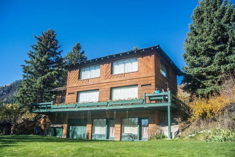Het huis van Hemingway is helaas niet toegankelijk voor publiek. Beeld Corinne van Duin