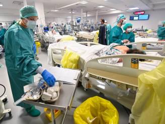 OVERZICHT. Ziekenhuisopnames blijven fors toenemen, ook dagelijkse besmettingscijfers stijgen door