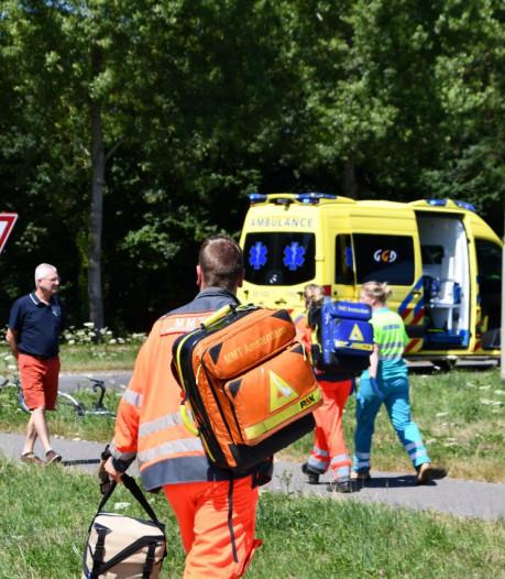 Bestuurder scootmobiel (88) zwaargewond in Dronten