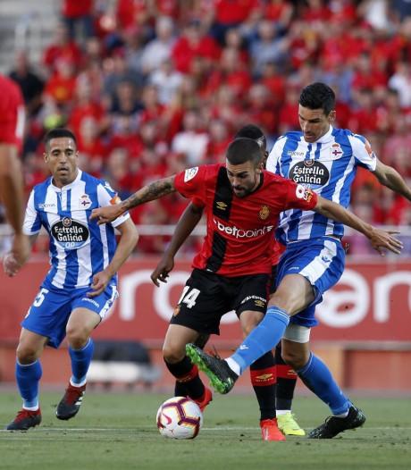 Real Mallorca promoveert voor tweede keer op rij na winst op Depor