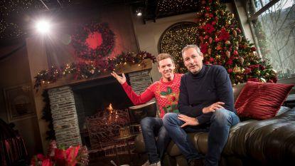 """Gert en James openen hun kasteel voor 'Gert Last Year': """"2018 was ons jaar, maar zonder onze partners was dat nooit gelukt"""""""