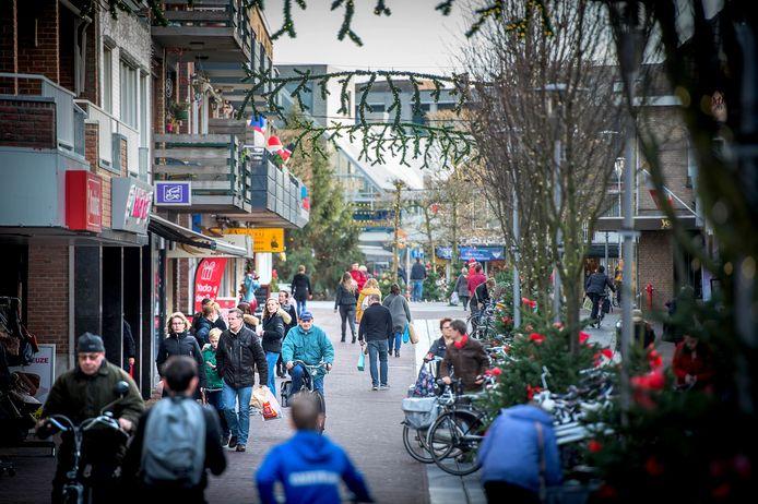 Winkeliers in het centrum van Wijchen beginnen een bezorgdienst.