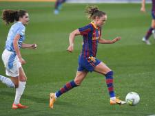 CL-avontuur voorbij voor PSV Vrouwen: Barcelona opnieuw maatje te groot, weer eretreffer voor Smits
