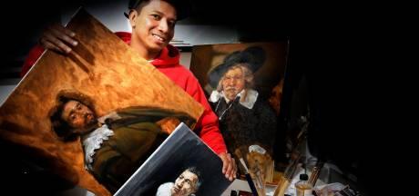 Werk Leerdammer Ruben Lopulalan te zien in museum Oss
