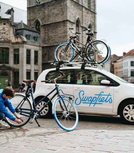 """Steeds meer fietsers vallen voor fietsabonnement Swapfiets: """"60 procent meer abonnees dan periode vorig jaar"""""""