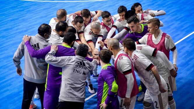Rode Duivels Futsal beginnen donderdag aan voorronde van EK