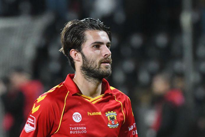 Gino Bosz nog in dienst Go Ahead Eagles