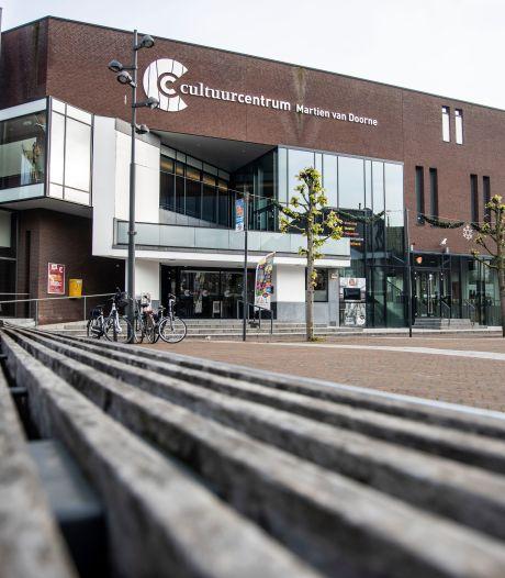 Meer capaciteit dankzij kuchschermen in Cultuurcentrum Deurne