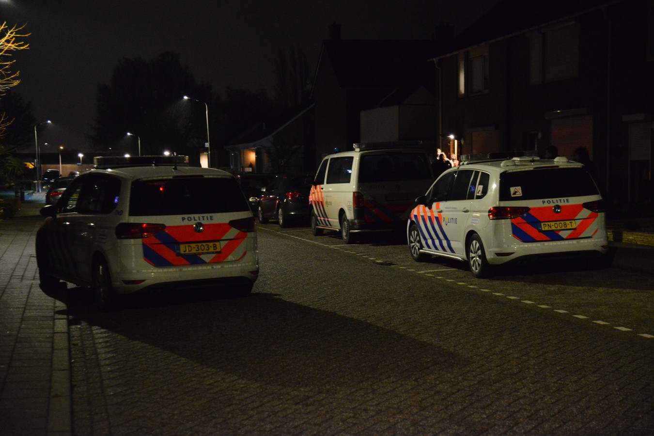 Overval op woning in Sint Willebrord