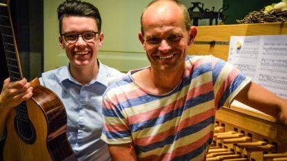 Orgel- en beiaardconcerten weerklinken wederom in Neerpelt centrum