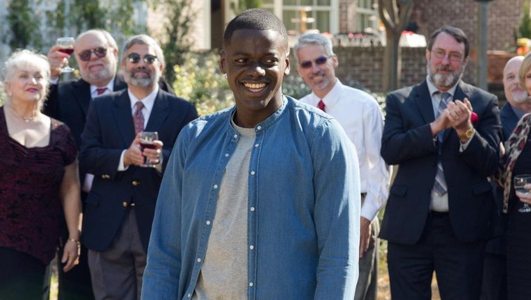 Daniel Kaluuya in Get Out Beeld