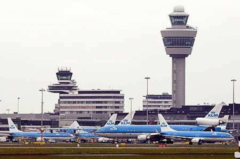 Schiphol. Foto ANP Beeld
