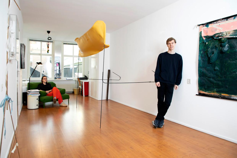 Interieur Nick Terra en Julia Mullié Beeld Judith Jockel