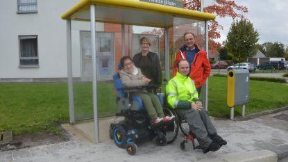Gemeente laat bushaltes aanpassen aan minder mobiele mensen