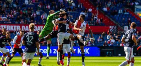 FC Twente wankelt alleen op het eind in De Kuip: 'De blessuretijd was voor ons de moeilijkste fase'