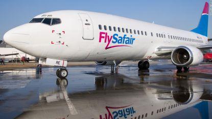 Schoonmaakploeg vindt foetus in toilet van vliegtuig