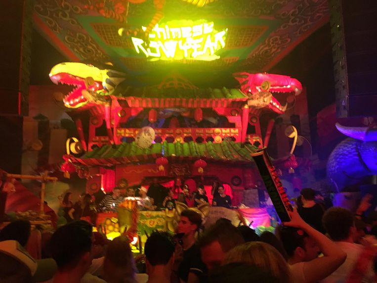 Extra Sunday Edition, Elrow goes to ADE Beeld Raounak Khaddari