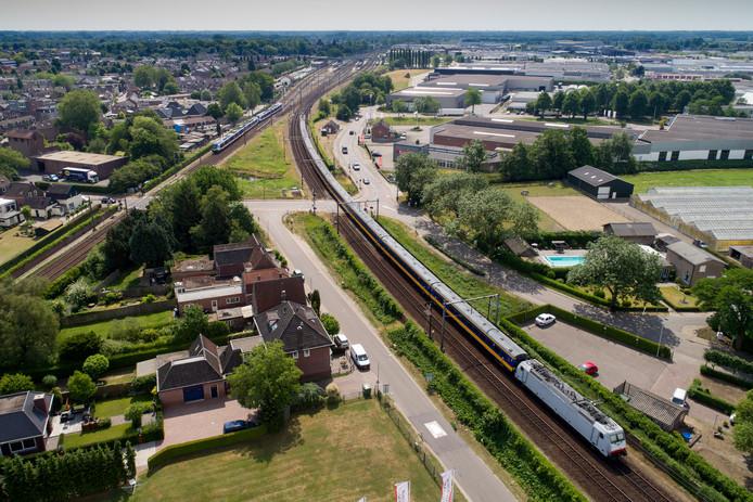 Ook het programma Hoog Frequent Spoor in Boxtel wordt getroffen door de uitspraak van de Raad van State. Zo is een streep gezet door sluiting van de dubbele spoorwegovergang bij de Tongersestraat.