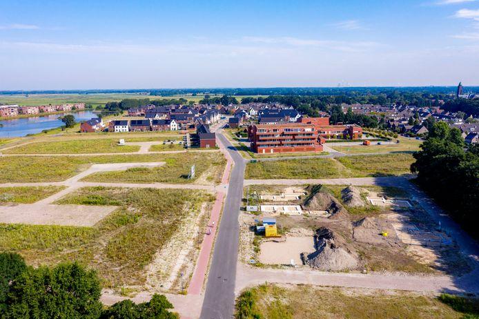 Nieuwbouwwijk Bouverijen in Teteringen.