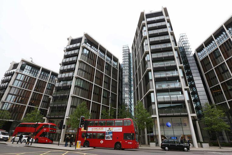 Onroerend goed in de buurt van Hyde Park, Londen. Beeld Reuters