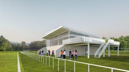 Sparta Haacht krijgt nieuwe voetbalkantine en kleedkamers