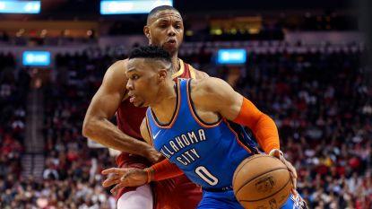 VIDEO. Verrassingen in de NBA: Houston, Boston en Milwaukee gooien de punten te grabbel