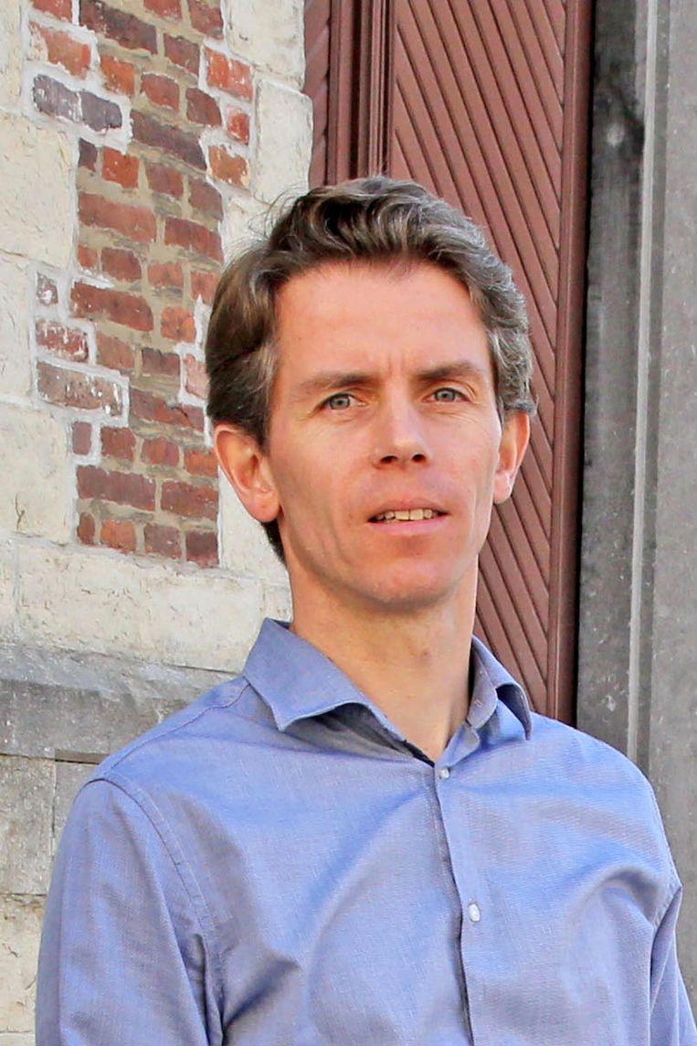 Gemeenteraadslid Raf Stoffels (Respect).