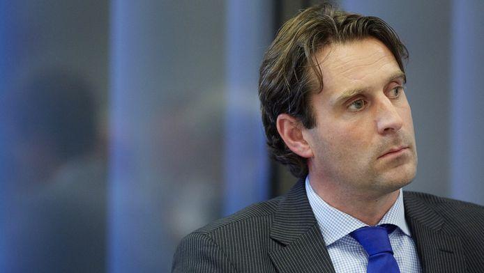 PvdA-Kamerlid Michiel Servaes.