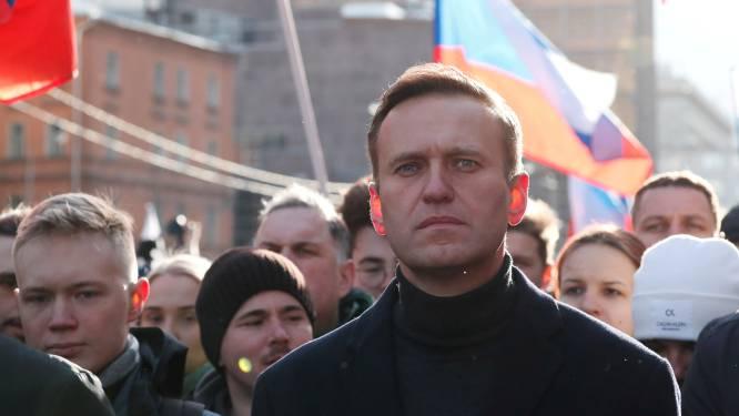 Duitsland heeft dossier over Navalny aan Moskou bezorgd