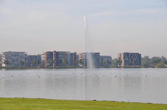 De fontein aan de Binnenschelde.