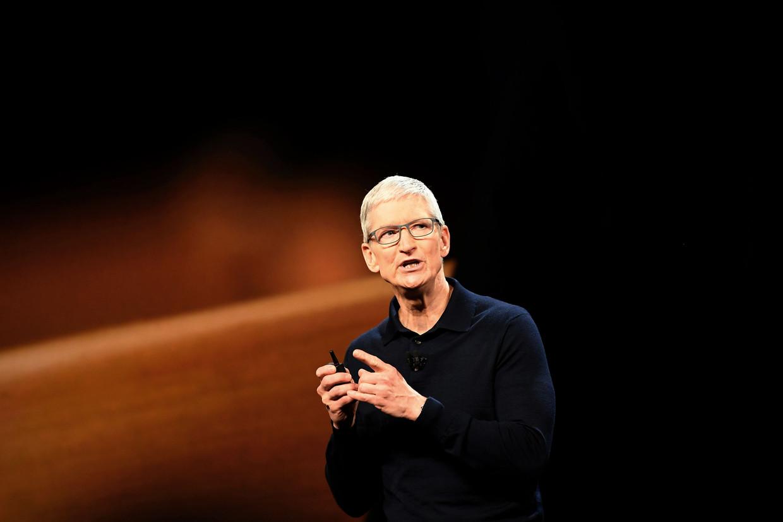 Apple-CEO Tim Cook.