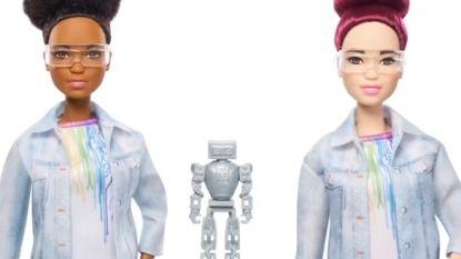 Barbie kan nu ook programmeren