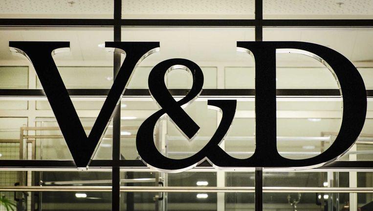 Het hoofdkantoor van V&D. Beeld anp