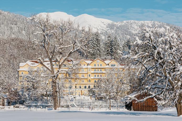 Grand Hotel Sonnenbichl.