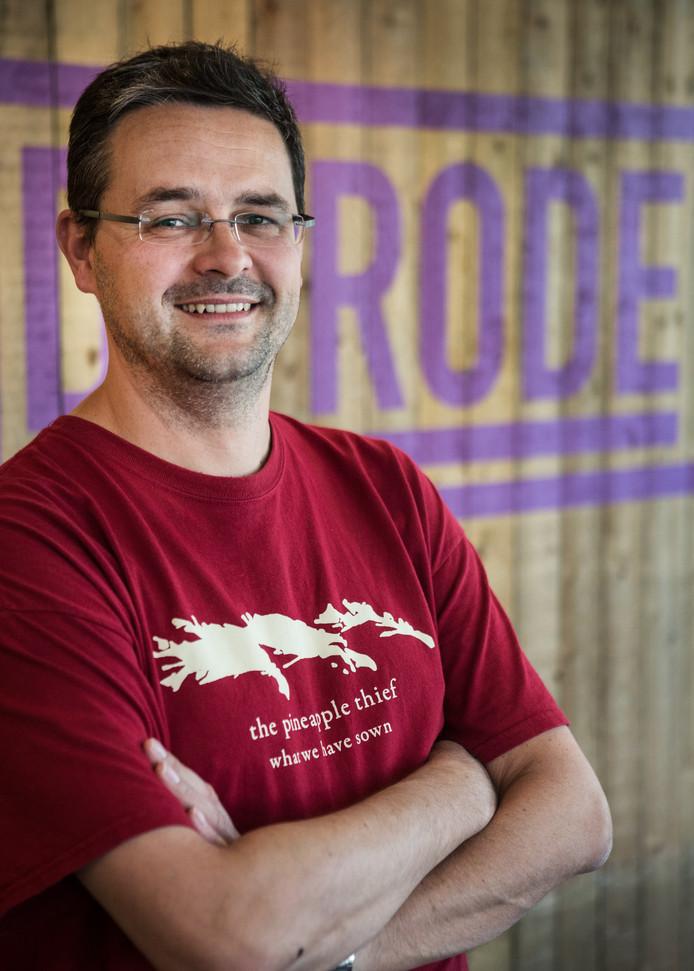 Arno van der Lee is sinds 2014 beheerder van ontmoetingscentrum De Rode Rik 2.0 in Vught.