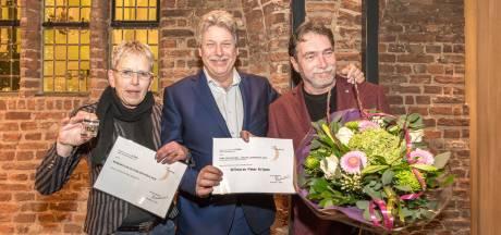 Vrijwilligers in de prijzen in Doesburg en Westervoort