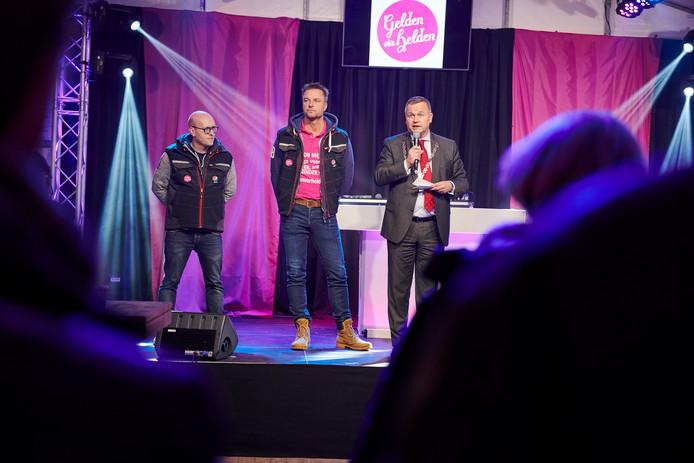 Burgemeester Van Stappershoef opende het Goirlese evenement.