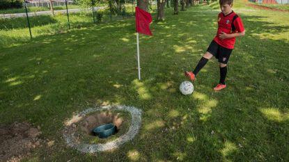 Voetbalgolftoernooi op Don Bosco-sportzone