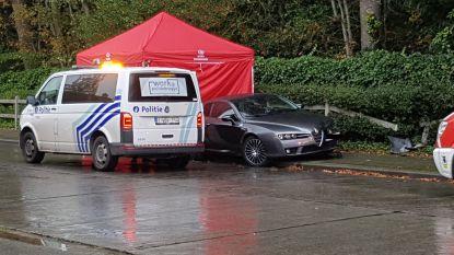 Man (70) overleden nadat hij onwel wordt achter het stuur