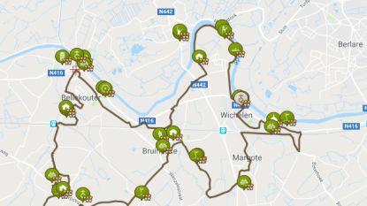Landelijke Gilde Wichelen lanceert geocachroute en 23 kilometer lange fietslus
