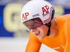 Hoogland rekent met Mitchell af en pakt goud op sprint