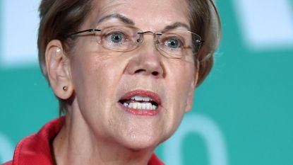 Presidentskandidate Elizabeth Warren noemt Trump blanke racist