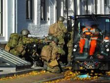 Militairen oefenen in stadse 'jungle' van Middelburg
