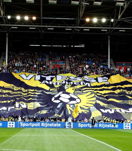 Oproep supportersvereniging: Ga als één man achter Vitesse staan