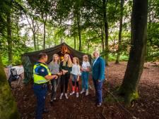 Strenge controle kampeerfeesten Dinkelland: 'Waarom ben je er alweer?'