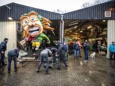 De 'koetjes'blijven dit jaar op stal bij de Oldenzaalse wagenbouwers