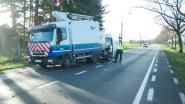 Gentenaar (19) zwaargewond na aanrijding tegen vrachtwagen van Eandis
